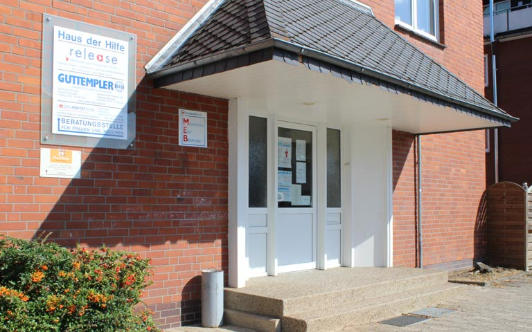 Gebäude Standort in Syke