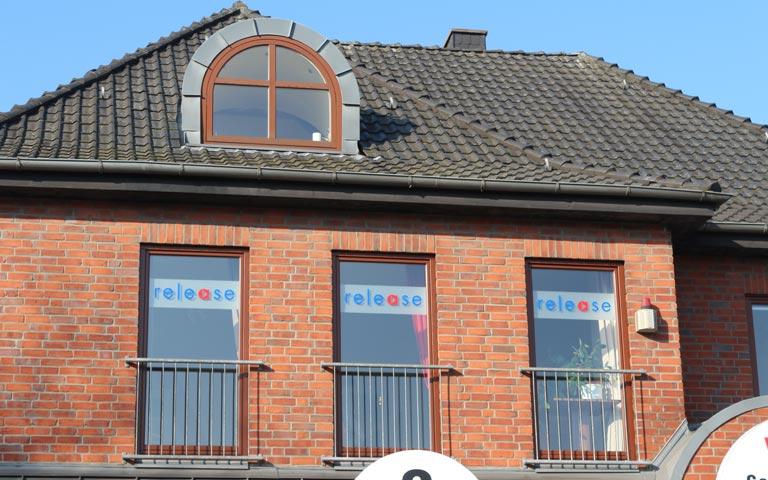 Gebäude Standort in Weyhe